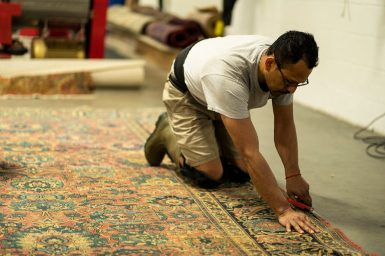 atlanta rug repair services