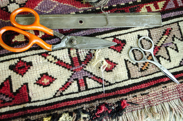 Can You Repair Antique Rugs
